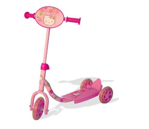 Muñecas Saica - Patinete 3 Ruedas Hello Kitty 72X59X20...