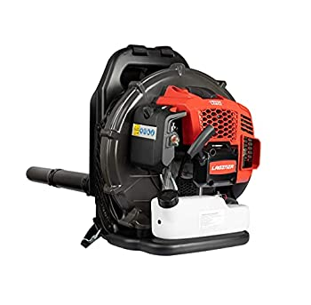 LaGinza 54CC 2-Cycle Gas Powered Backpack Leaf Blower Lightweight Heavy Duty Gasoline Powered Leaf blowers for Lawn Care Yard Snow Blowing Dust Debris 610 CFM 248 MPH