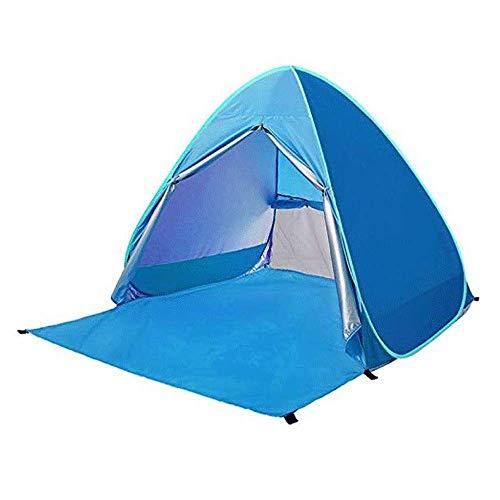 BANANAJOY Banananajoy Camping al Aire Libre Tienda de campaña portátil, Ligero Mochila Carpa Prueba de Viento Tienda de campaña Toldo Tienda Familiar 165 * 150 * 110cm