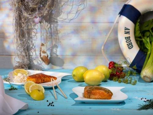 Lachs in Thai-Lemon Marinade Gesamtgewicht 170