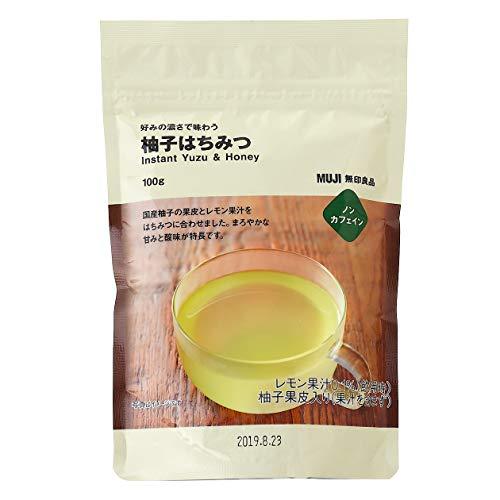ゆず茶・柚子ドリンク