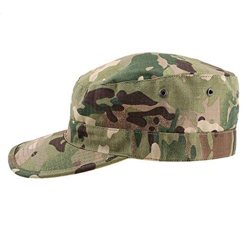 sharprepublic Sombrero De Caballito De Camuflaje Gorra De Camuflaje De Mimetico Milhat - 01, como se describe