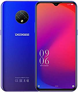 Doogee X95 Pro Smartphone, 4 GB + 32 GB), Helio A20 Dual SIM Android 10 mobiele telefoon, 6,52 inch waterdruppels volledig...