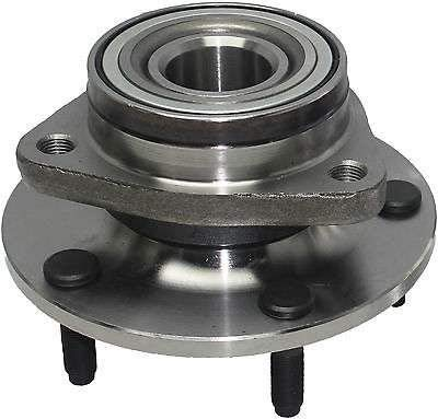 Detroit Axle 515006 - Front Wheel Hub and Bearing Assembly for 1994 1995 1996 1997 1998 1999 Dodge Ram 1500 4x4 5-Lug NO ABS