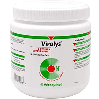viralys powder for cats