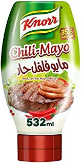 Knorr Chili Mayonnaise, 532 ml