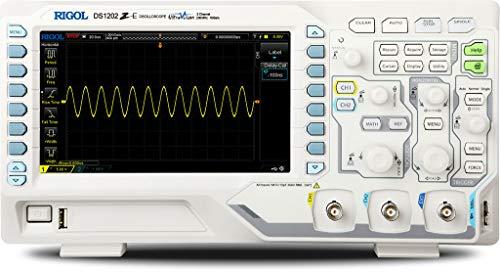 Rigol DS1202Z-E - Two Channel / 200 MHz Digital Oscilloscope