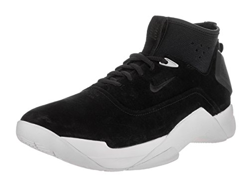 Nike Men's Hyperdunk Low Lux Black/Black/White Basketball Shoe 11 Men US