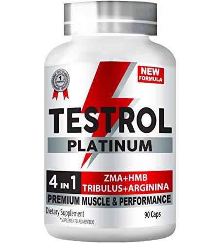 TESTROL Platinum 90 CAPS