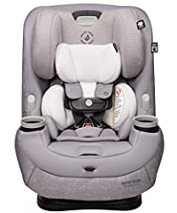 3-In-1 convertible car seat: rear-facing, from 4-40 pounds; forward-facing to 65 pounds; and up to 100 pounds in Booster mode Side Impact protection technology with GCell protects your child's head where it's needed most in a side impact crash Clipqu...