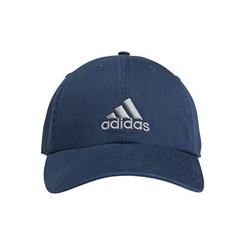 adidas Ultimate Relaxed Gorra para Hombre, Hombre, Gorro/Sombrero, 104415, Azul Lago/Gris Claro, Talla única