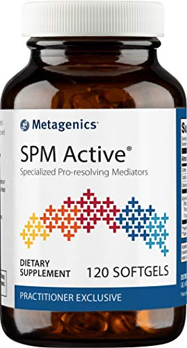 Metagenics SPM Active® – Specialized Pro-Resolving Mediators* | 60 servings
