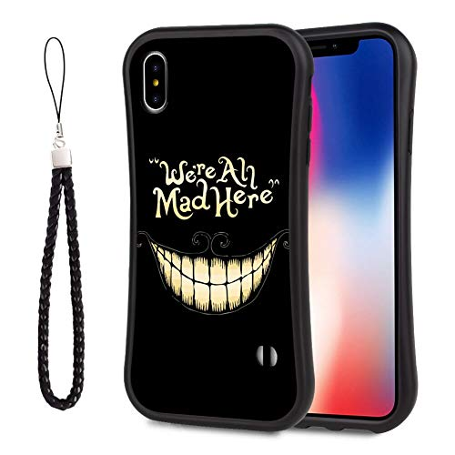 DISNEY COLLECTION Disney TPU Case for iPhone X (2017) & iPhone Xs (2018) & iPhone 10 (2017) (5.8inch)
