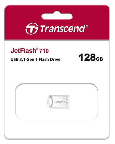 Transcend(トランセンド)『JetFlash710(TS128GJF710S)』