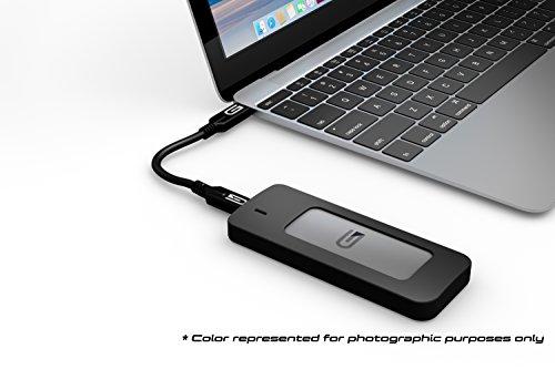 Glyph Atom SSD 1TB Black (External USB-C, USB 3.0, Thunderbolt 3) A1000BLK
