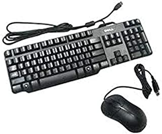 Dell USB Keyboard (SK-8115) and USB Laser Mouse (0CJ339) COMBO DEAL