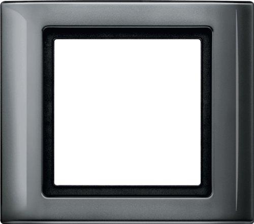 Merten 400114 AQUADESIGN-Rahmen, 1fach, anthrazit