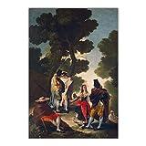 TanjunArt Francisco Goya Spaziergang durch Andalusien