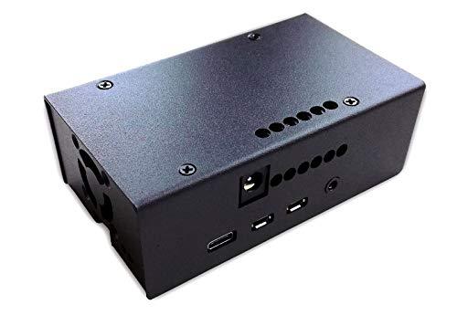HiFiBerry AMP2 Stahl Case für Raspberry Pi 4