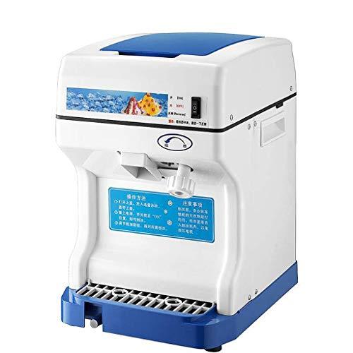 Machine à glaçons Commerciale Autonome Broyeurs de Glace domestiques Rasoirs Machine à Glace électrique Machine à fabriquer Les Flocons de Neige Machine à glaçons Commerciale Machine à thé en Verre