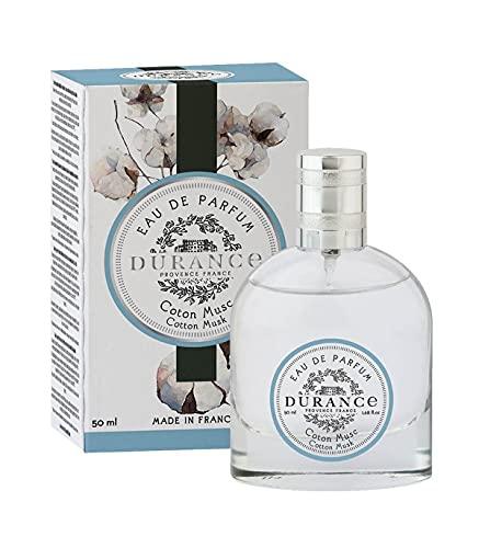 Durance - Baumwolle und Moschus, Duft 50 ml, Eau de Parfum