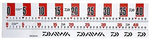 ダイワ CPメジャーステッカー レッド 925907