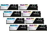 G.SKILL 256GB(8x32GB) Trident Z Neo DDR4 3600 (PC4-28800) 288-Pin Intel XMP 2.0 Desktop Memory Model F4-3600C18Q2-256GTZN