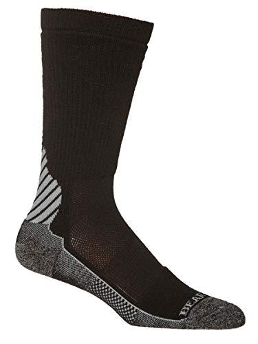Bear Proof Merino Wool Crew Socks'Tactical 2.0', Black, 11-Sep