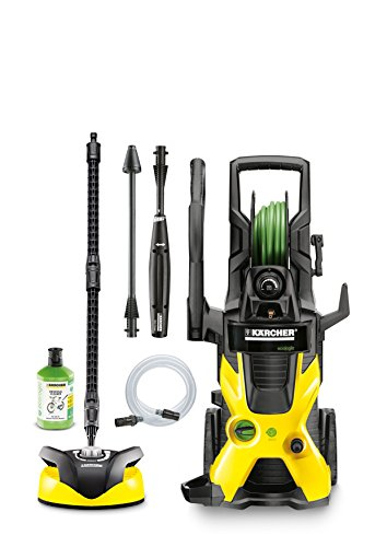 Kärcher K5 Premium Eco Home Water-Cooled Pressure Washer (Discontinued by Manufacturer)