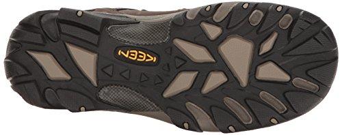 Keen Targhee II Mid Hommes US 12 Brun Large Chaussure de Randonnée