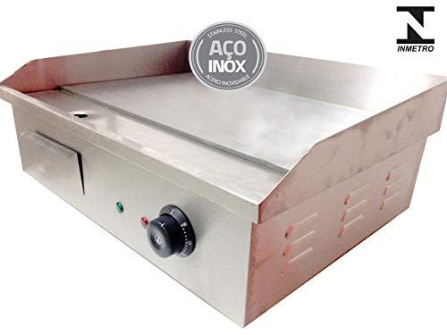 Chapeira Elétrica Profissional - Inox - 110v - 1800w