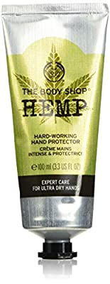 The Body Shop Hemp Hand Protector, 3.3 Fl Oz from The Body Shop