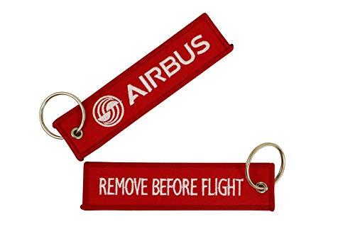 Limox Schlüsselanhänger Airbus / Remove Before Flight