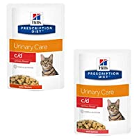 FORMULATED WITH INGREDIENTS TO HELP MANAGE STRESS. Help to keep your cat's urinary tract healthy. Should your pet become ill, Hill's offers therapeutic nutrition for your cat with Prescription Diet products that include a wide range of clinically pro...