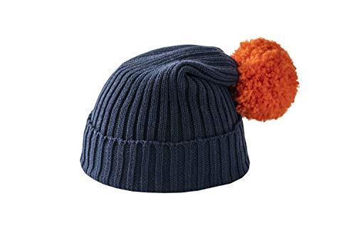 Unisex, Zweiseitige Bommelmütze für Damen, Herren und Kinder, warme Wintermütze,...
