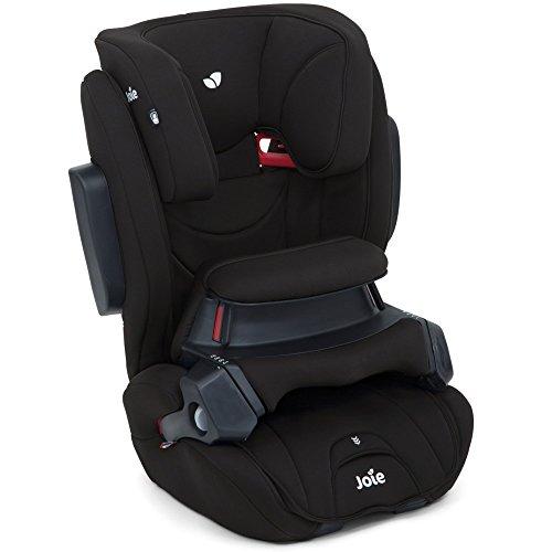 Joie C1701BACOL000 – Auto-Kindersitz Traver Shield, Gruppe 1/2/3 Design Coal