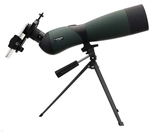 TANGIST Phase Stepper Moto Luxun 50/60/70mm Teleskop Zoom Monokular Teleskop wasserdichtes Monokularteleskop für Tourismusvogel,der Jagd Teleskop aufweist (Color : 25 75x70)