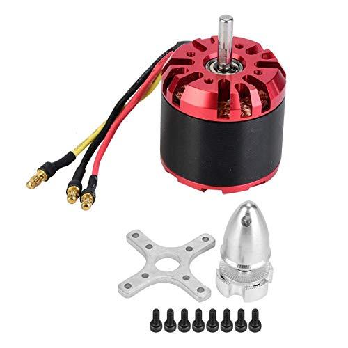 Deror Motor sin escobillas C4250 Outrunner Motor sin sensores sin escobillas con hélice para aeromodelismo de Scooter eléctrico