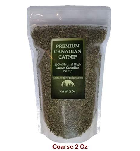 Fresh Premium Canadian Catnip