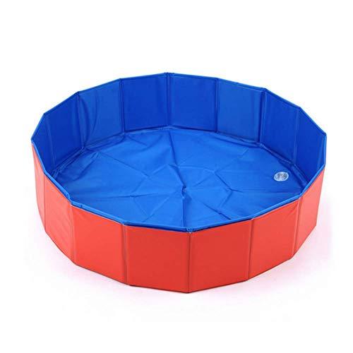 CZY Keine Notwendigkeit Wasser Undicht Wannenabschnitt Dicken Klappspiel Wasserbad Falten Kinderschwimmbad Spielbecken Aufzublasen