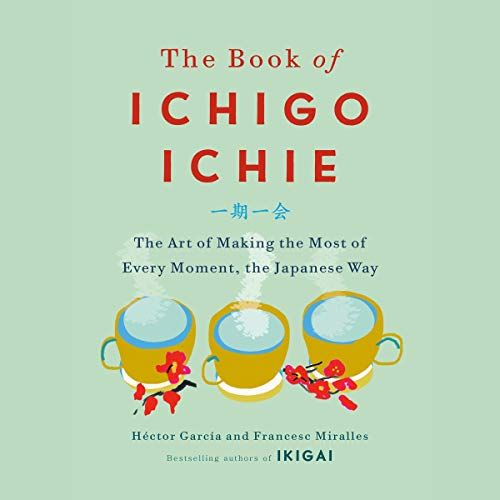 The Book of Ichigo Ichie audiobook cover art