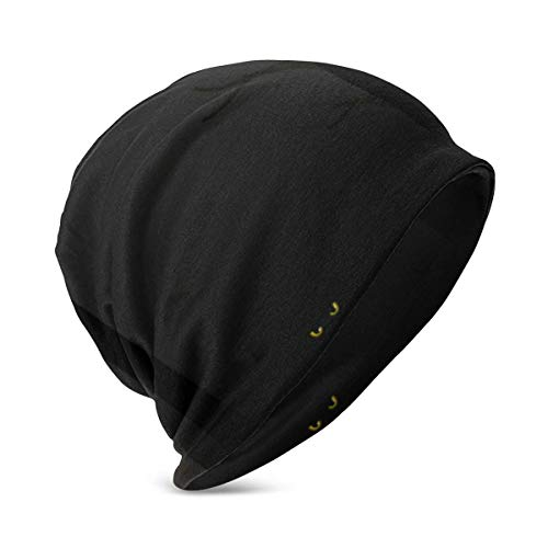 hdyefe Scary Eyes Staring and Lurking from Dark Woods Kid's Winter Warm Knit Hats Stretchy Soft Beanie Hat Skull Cap f
