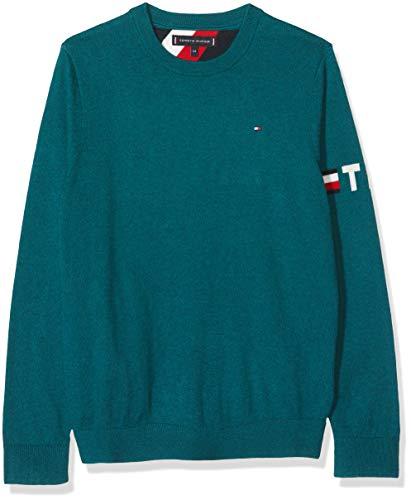 Tommy Hilfiger Essential Cttn/Cashmere sweatshirt voor jongens