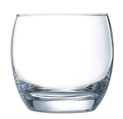 Arcoroc ARC C2118 Cabernet Salto - Vaso de chupito, Vidrio,
