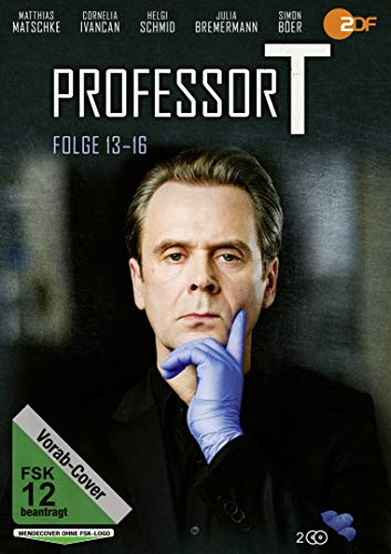 Professor T - Folge 13-16