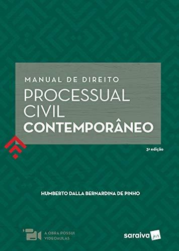 Manual De Direito Processual Civil Contemporâneo - 3ª Edição 2021
