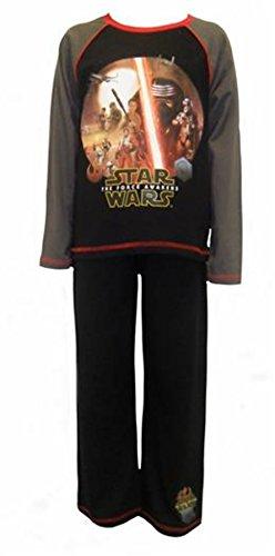Star Wars personaje chicos pijamas Multicolor multicolor