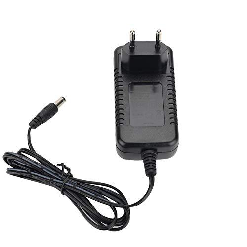 IMALENT - Adaptador de alimentación de cargador para linterna MS18, MS18W,R90TS, MS12,...