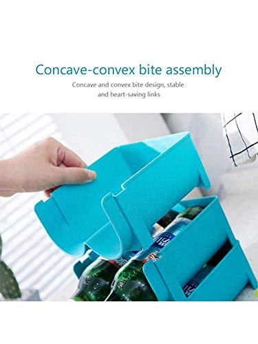 Cherishly Cajas De Almacenamiento De Bebidas Organizador De Cocina Contenedor