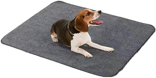 Huisdier nest Hondenbedden Small Medium Extra Large Dog Beds Waterproof Hond hondenmand incontinentiemateriaal Dog Pads Training Herbruikbare hok (Size : 48 * 65inch)